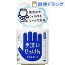 手洗いせっけんバブルガード本体(300mL)[ハンドソープ]