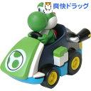 チョロQ MIX QM-05 マリオカート8 ヨッシー(1コ入)【チョロQ】[マリオカート おもちゃ]