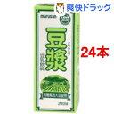 マルサン 豆ジャン(200mL*24本セット)【送料無料】
