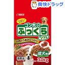 サンライズ ゴン太のふっくらソフト 成犬用(3kg)【ゴン太...