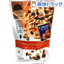 ナッツスナッキング ドルチェミックス キャラメルクルミ&フルーツ(63g)