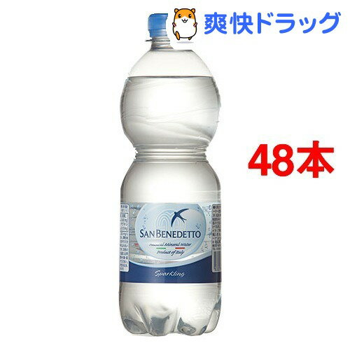 サンベネデット フリザンテ (炭酸水)(500mL*24本入*2コセット)【サンベネデット…...:soukai:10324018