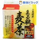 丸粒麦茶(25g*15p)【みたけ】