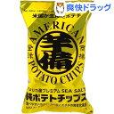 ポテトチップスの芋備え・塩味(100g)