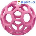 JWペットカンパニー ホーリーローラーボール S ピンク(1コ入)【JWペットカンパニー】[犬 おもちゃ]
