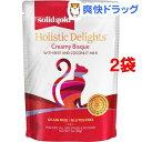 ソリッドゴールド パウチ ビーフ&ココナッツミルク(85g*2袋セット)【ソリッドゴールド】