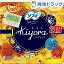 ソフィ Kiyora フレグランスラグジュアリーイランイランの香り(72枚入*2コセット)【ソフィ】