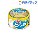 いなば チャオ とろみムースタイプ とりささみ かつお節味(80g)【チャオシリーズ(CIAO)】