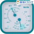 タニタ 温湿度計 ブルー TT557BL(1コ入)