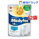 メディファス スープパウチ かつお節 コセット キャットフード ウェット