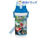 プッシュ式直のみ スポーツボトル マリオカート8 PSB5SAN(1本入)