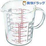 ハリオ メジャーカップ ワイド 500 CMJW-500(1コ入)【HLSDU】 /【ハリオ(HARIO)】[計量カップ]