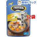 ごちそうタイム パウチ さばとごろごろ野菜の角煮(70g*12コセット)