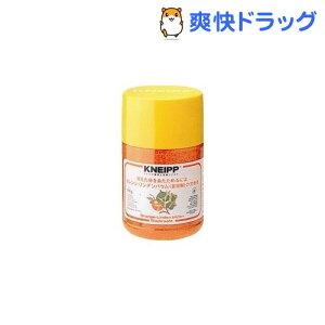 クナイプ バスソルト オレンジリンデンバウム