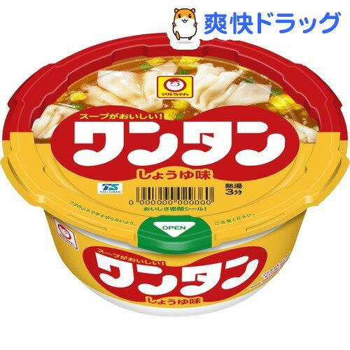 マルちゃん カップワンタン しょうゆ(1コ入)[マルちゃん ダイエット食品]...:soukai:10132590