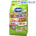 コンボ キャット 肥満が気になる猫用 11歳以上(60g 5袋入)【コンボ(COMBO)】