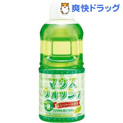 NSファーファ マウスウォッシュ ペパーミント(1L)[デンタルリンス(洗口液) 口臭予防…...:soukai:10146531