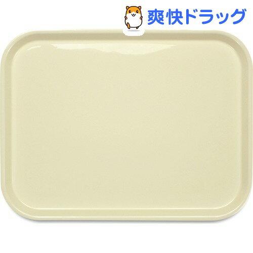 ピノ ノンスリップトレー 39cm 角 ホワイト(1枚入)[お盆 トレー おぼん]...:soukai:10259850