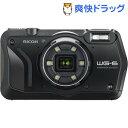 リコー タフネスカメラ WG-6 ブラッ...