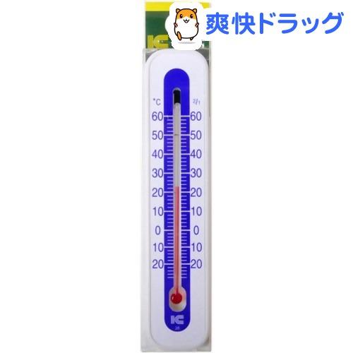 サーモ101 ヒット14温度計 ブルー(1コ入)【サーモ】