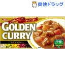 ゴールデンカレー 中辛(198g)【ゴールデン】