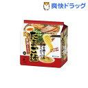 マルちゃん たまご麺 醤油とんこつ(5食入)[インスタントラーメン]