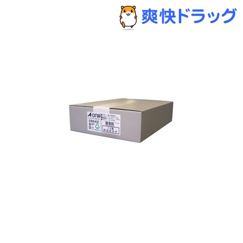 エーワン ラベルシール(レーザープリンタ) A4 12面 四辺余白付 28642(500シート)【送料無料】 エーワン ラベルシール(レーザープリンタ) A4 12面 四辺余白付 28642☆送料無料☆