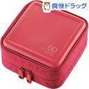 エレコム ブルーレイ・CD・DVD対応ファスナーケース 60枚 レッド CCD-HB60RD(1コ入)【エレコム(ELECOM)】