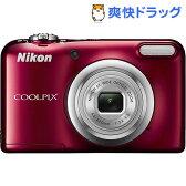 ニコン デジタルカメラ クールピクス A10 レッド(1台)【クールピクス(COOLPIX)】【送料無料】