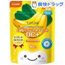 テテオ 口内バランスタブレット DC+ フレッシュバナナ味 1才半~(60粒)【テテオ(teteo)】