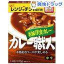 カレー職人 老舗洋食カレー 中辛(170g)【カレー職人】