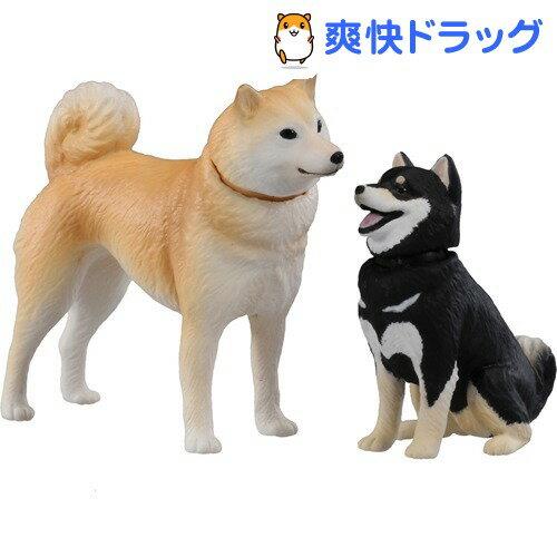 アニア AP-01 柴犬&豆柴(1セット)【アニア】