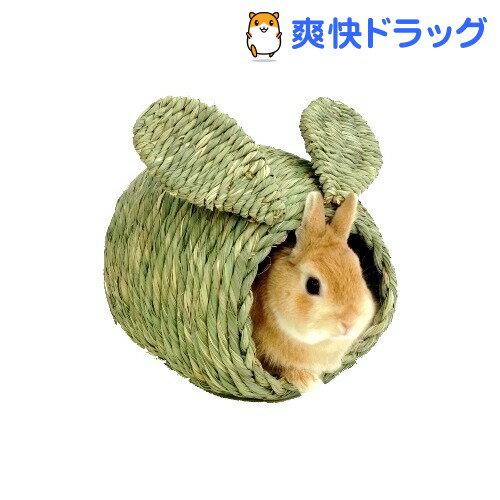 わらっこ倶楽部 うさぎハウス Sサイズ(1コ入)...の商品画像