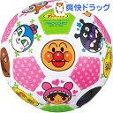 アンパンマン NEWカラフルサッカーボール(1コ入)【ピノチオ(PINOCCHIO)】