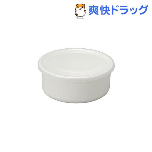 野田琺瑯 ホワイトシリーズ ラウンド 16cm RD-16(1コ入)【ホワイトシリーズ(White Series)】
