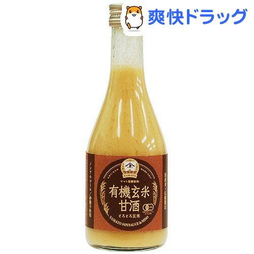 ヤマト 有機玄米甘酒とろとろ玄米 41770(300mL)