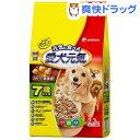 愛犬元気 7歳以上用 ささみ・緑黄色野菜・小魚入り(2.3k...