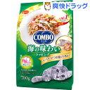 コンボ 猫下部尿路の健康維持 まぐろ味・かつお節・小魚添え(...