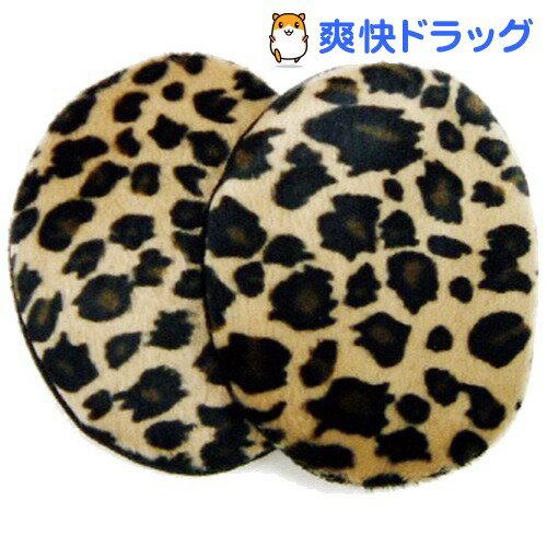 イヤーラックス パターン レパード(S〜Mサイズ(5cm〜8cm)1組)【イヤーラックス】