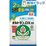 オルトランDX 粒剤 袋入(1kg)【HLSDU】 /【オルトラン】