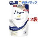 ダヴ ボディウォッシュ プレミアム モイスチャーケア つめかえ用(360g*12袋セット)【ダヴ(Dove)】