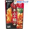 ミツカン 〆まで美味しい キムチ鍋つゆ ストレート(750g)