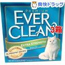 【訳あり】猫砂 エバークリーン 芳香タイプ(6.35kg*3コセット)【エバークリーン】[猫砂 ねこ砂 ネコ砂 鉱物 ペット用品]【送料無料】