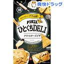 湖池屋 ドンタコス ひとくちデリ クワトロチーズピザ(60g)