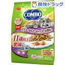 コンボ キャット 肥満が気になる猫用 11歳以上(120g 5袋入)【コンボ(COMBO)】