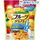 ケロッグ フルーツグラノラ ハーフ シトラスミックス 徳用袋(450g)