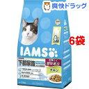 アイムス 成猫用 下部尿路とお口の健康維持 チキン(1.5kg*6コセット)【1609_p10】【アイムス】【送料無料】