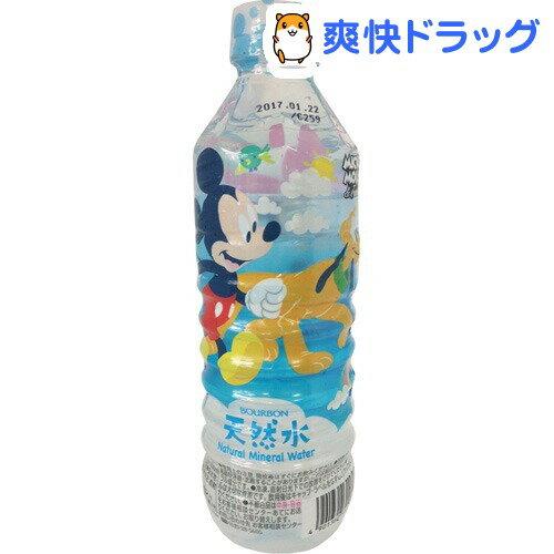 ブルボン ミッキーマウス 天然水(500mL*24本入)【送料無料】