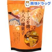 トーノー じゃり豆 濃厚チーズ(80g)【TONO(トーノー)】