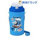 日本製 きかんしゃトーマス ストロー付き 水筒 保冷タイプ SC-450S(450mL)[ストロー 水筒 日本製 ベビー用品]